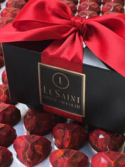 Flaming Heart Black Raspberry Bonbons