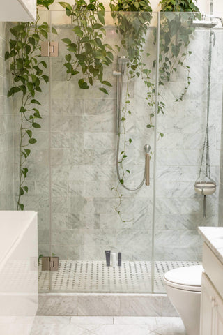 Keep your showers short