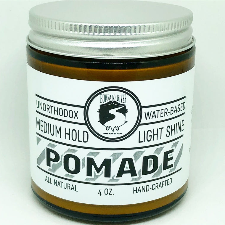 Unorthodox Water-Based Pomade