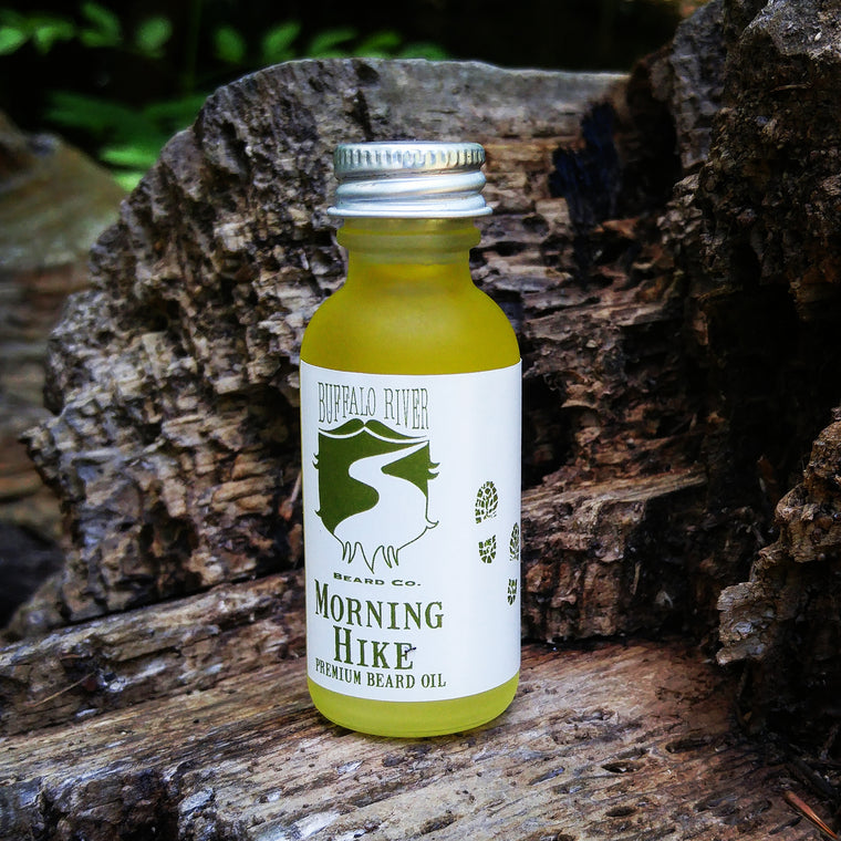 Morning Hike Beard Oil