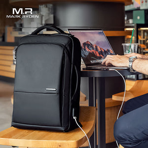 Mark Ryden Travel Backpack Large Capacity Anti-thief USB Charging 15.6 inch Laptop Bag