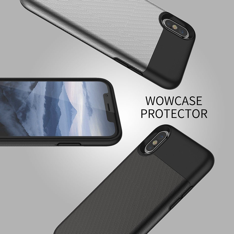 Shockproof Wallet Case For iPhone Xr Xs Max Luxury Hybrid SIM TF Card Pin tools Slot Armor Slide Cases - MARI MAR SHOP