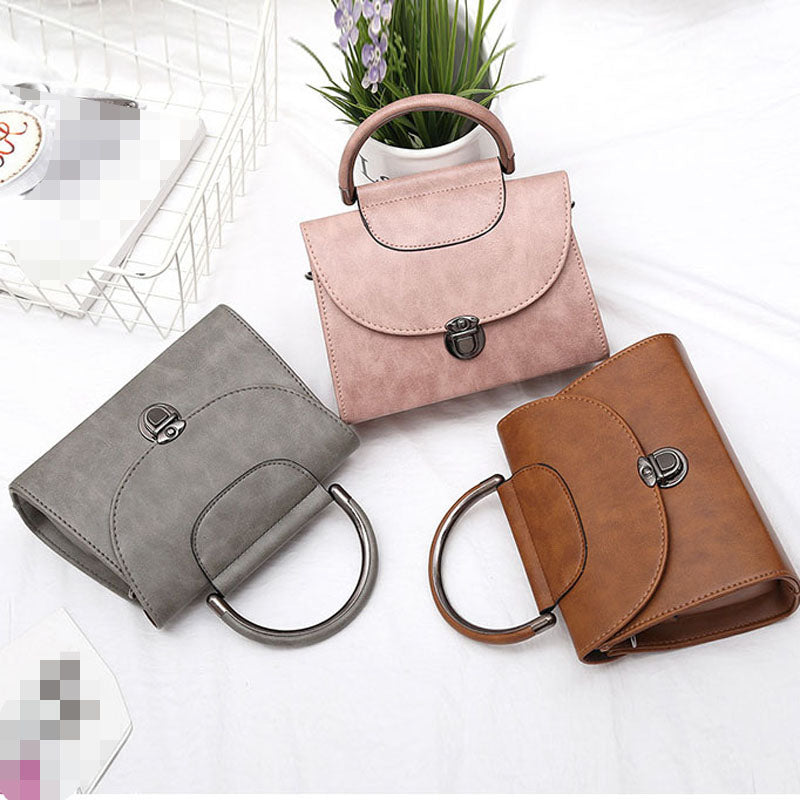 High Quality Women PU Leather Shoulder Bag Lady Crossbody Bags Handbag - MARI MAR SHOP