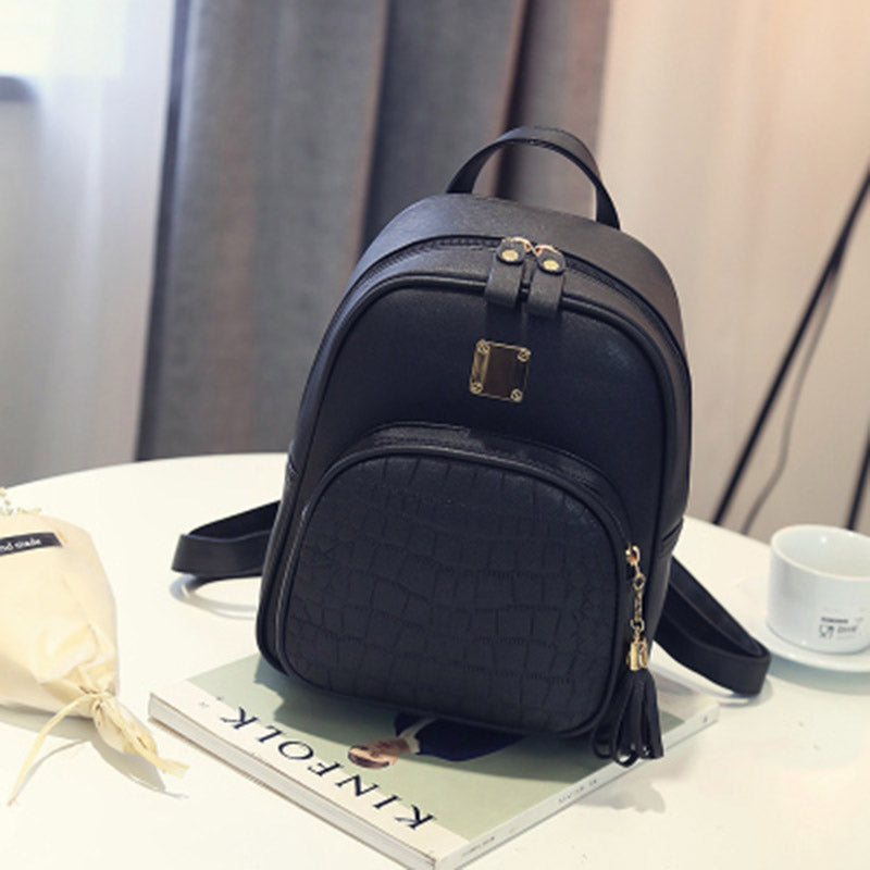 Women Leather Backpacks Alligator bags - MARI MAR SHOP