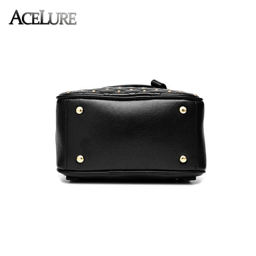 ACELURE Women Backpack Hot Sale High Quality PU Leather Backpacks Bag