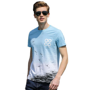 Men's Summer T-shirt top Quality 100% Cotton (tm1) - MARI MAR SHOP