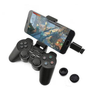 Android Wireless Gamepad For Android Phone/PC/PS3/TV Box Joystick 2.4G Joypad Game Controller (cs1) - MARI MAR SHOP