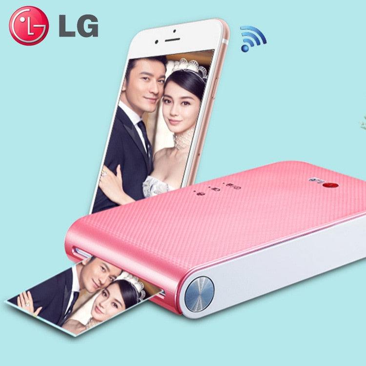 HOT SALE Portable photo printer mini mobile phone with bluetooth wireless camera - MARI MAR SHOP
