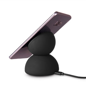 Universal QI fast Charger Wireless Charging stand - MARI MAR SHOP
