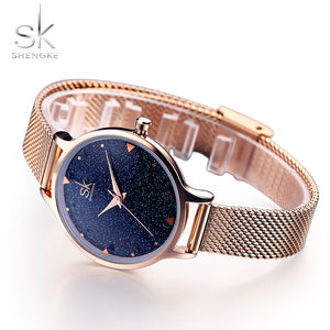 Elegant Quarts Women Watch Rose Gold Women Wrist Watch - MARI MAR SHOP