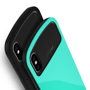 Toraise For iPhone X 8 7 Plus 360 Full Protection Soft Frame+Hard PC Case - MARI MAR SHOP