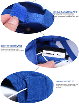 Wireless Headphones Cap Bluetooth Headsets Hat