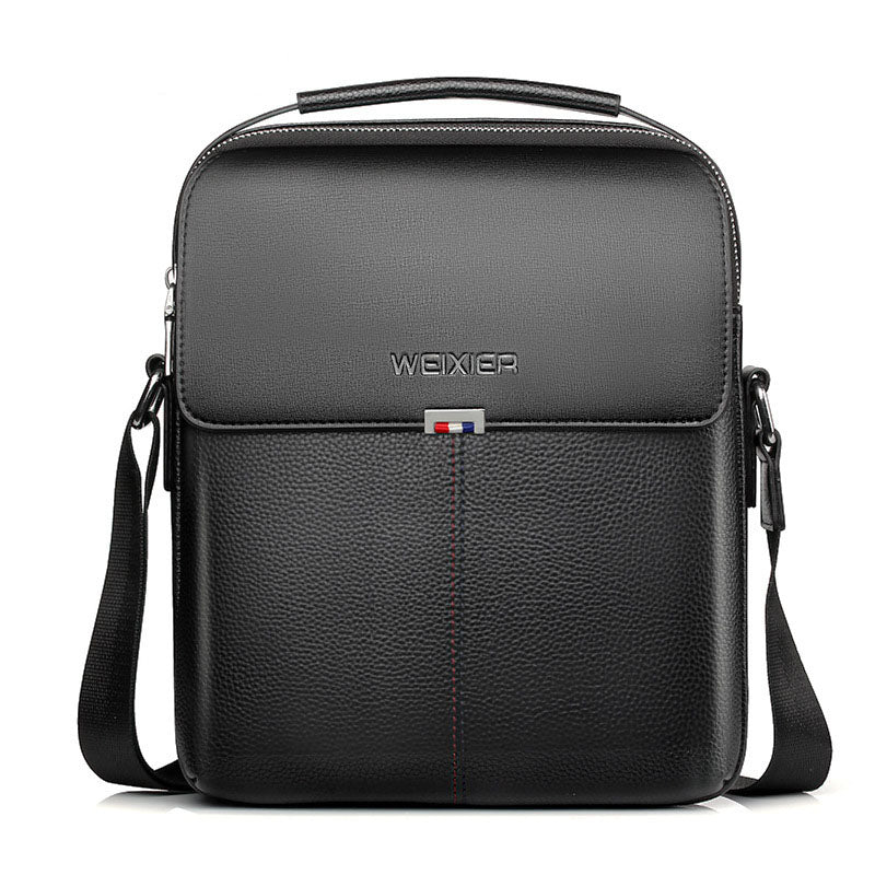 Men's High Quality Leather  Crossbody Bags - MARI MAR SHOP