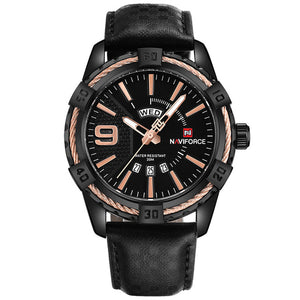 NAVIFORCE Men's Sports Waterproof watch - MARI MAR SHOP