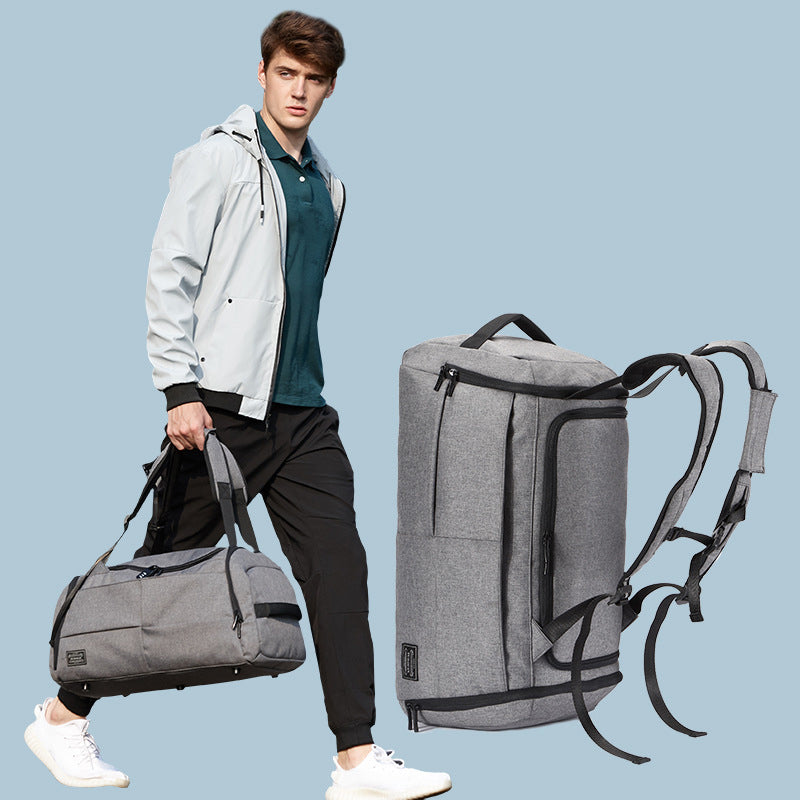 Men Sport Fitness Bag Multifunction Tote Gym Bags For Shoes Storage Anti-Theft Backpack - MARI MAR SHOP