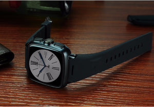 Smart Watch Phone With 3G Sim Card Camera Gps for Android IOS Phone - MARI MAR SHOP