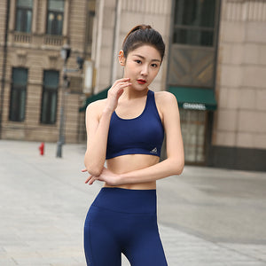 Women Sports Bra High Impact for Fitness Yoga Running (wo1) - MARI MAR SHOP