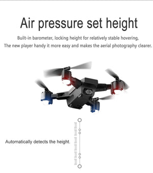 HOT SALE FPV RC Drone With Live Video And Return Home Foldable RC  Quadrocopter - MARI MAR SHOP