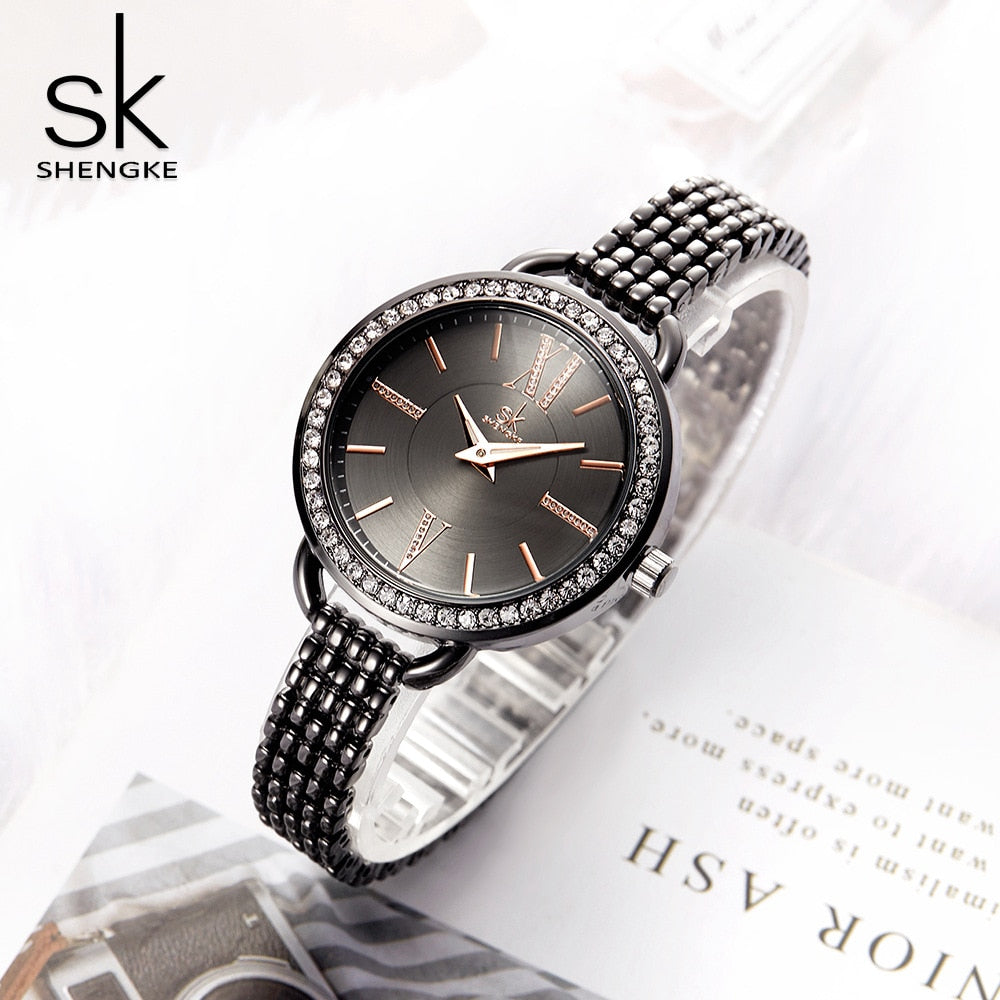 Women's Luxury Brand Quartz Watch - MARI MAR SHOP