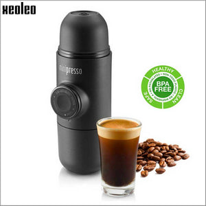HOT SALE Minipresso Coffee maker Handpress Capsule&Powder Coffee machine - MARI MAR SHOP