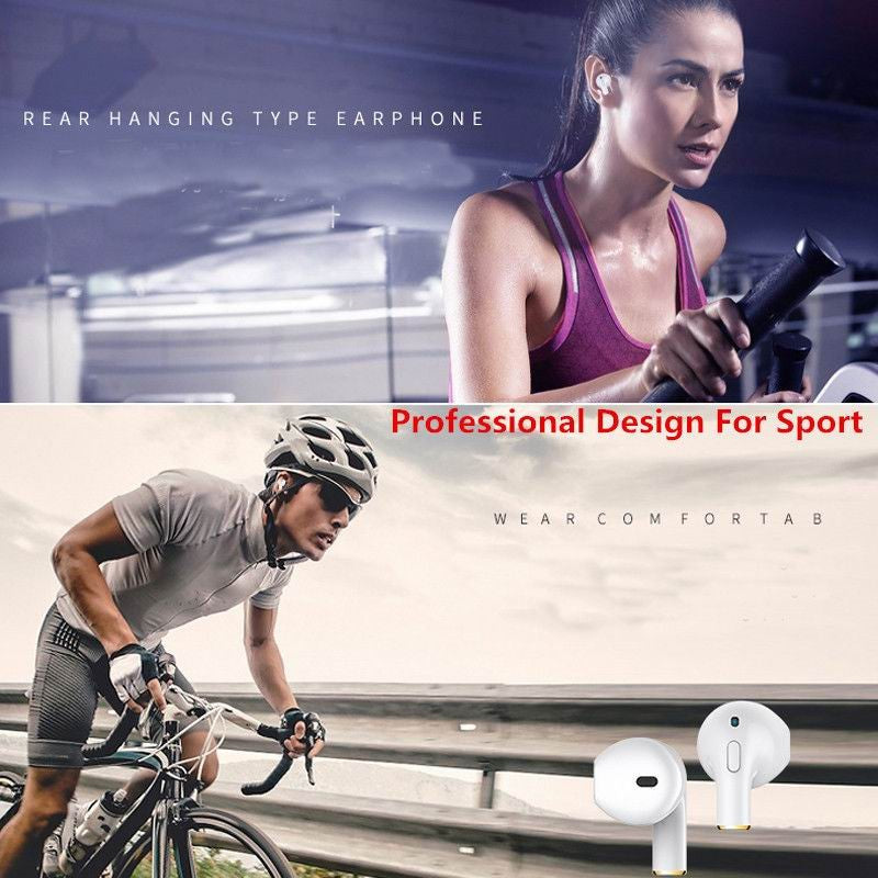 HOT SALE Mini Wireless Earphone Bluetooth Headset Sports Earbuds Headphone (cs1) - MARI MAR SHOP