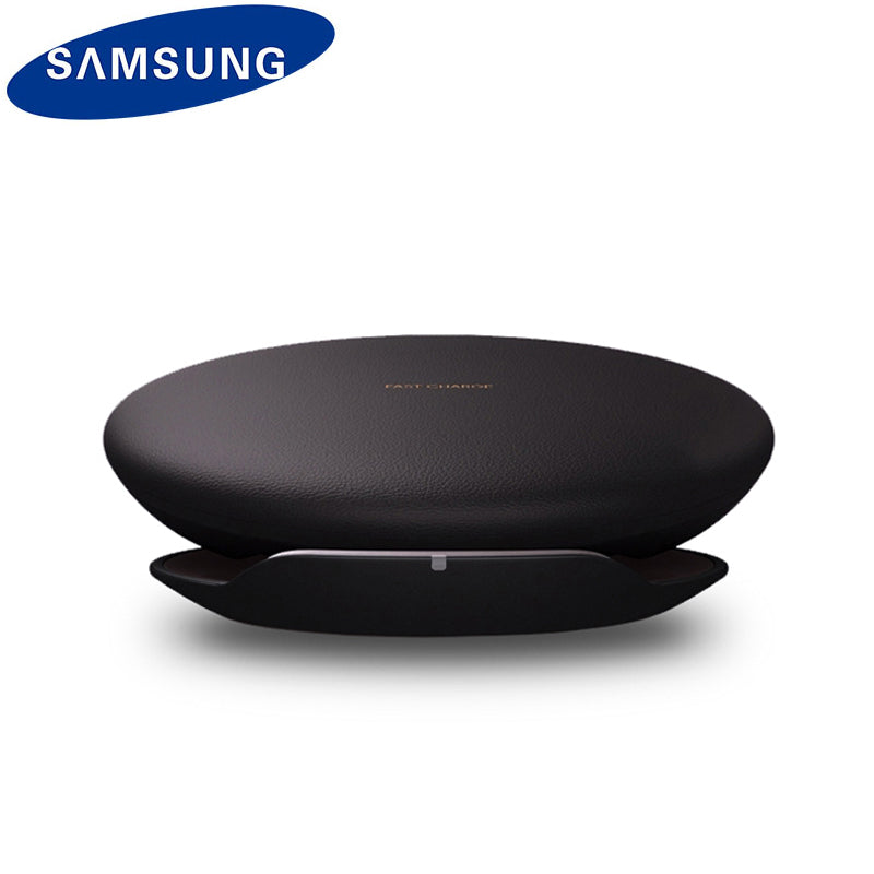 Original SAMSUNG Qi Fast Wireless Charger for Samsung Galaxy S8 S9 Note 8/9 S7 Edge Note 5 - MARI MAR SHOP