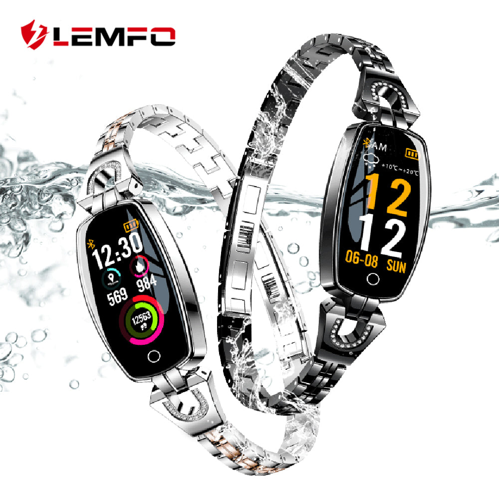 Fitness Bracelet Women Sport Smart Watch For Android IOS Wristband - MARI MAR SHOP