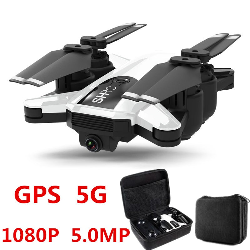 Profession Drone GPS 1080P HD Camera 5G Follow me WIFI FPV RC Quadcopter HOT SALE - MARI MAR SHOP