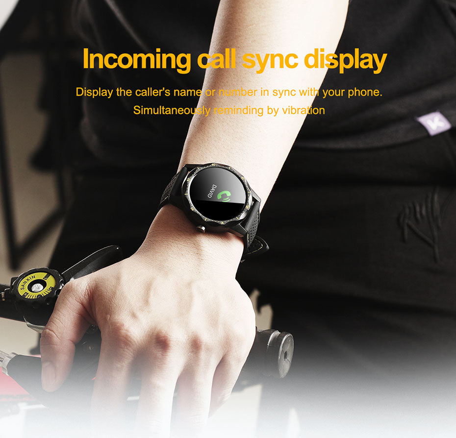 COLMI SKY 1 Smart Watch Activity FitnessTracker BRIM for android iphone IOS phone - MARI MAR SHOP