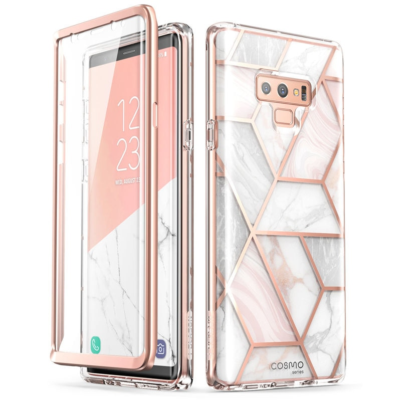 Samsung Galaxy Note 9 Full-Body Case With Built-in Screen Protector - MARI MAR SHOP
