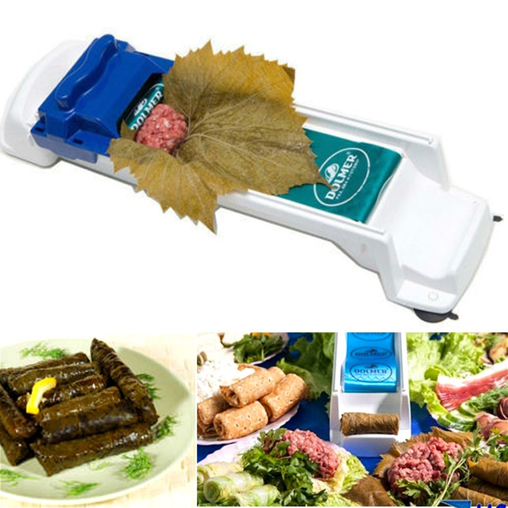 Grape & Vegetable Meat Leaf Rolling Machine HOT SALE  Roller - MARI MAR SHOP
