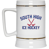 22 oz. Stein - South Glens Falls Ice Hockey
