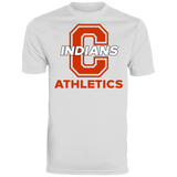 Men's Moisture Wicking T-Shirt - Cambridge Athletics - C Logo
