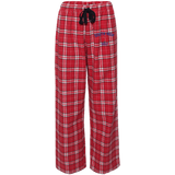 Youth Flannel Pants - South Glens Falls Golf