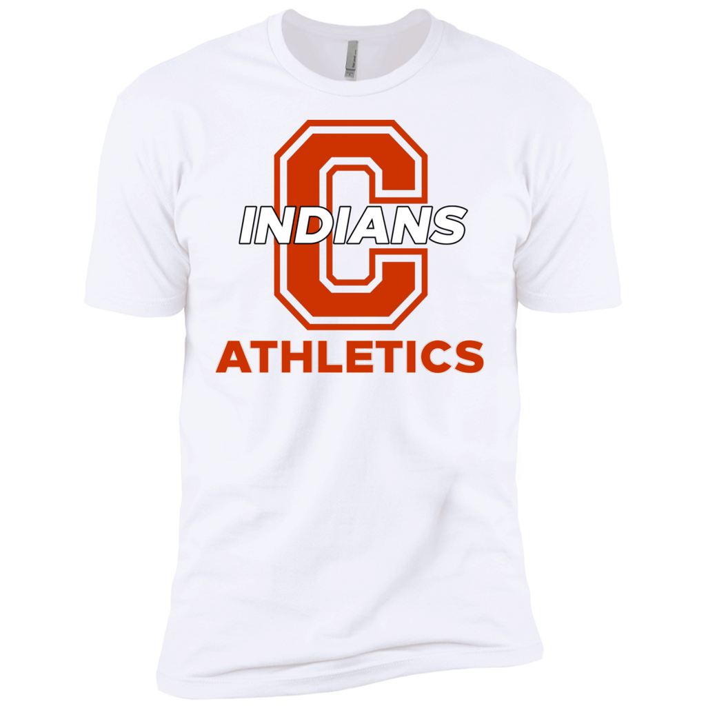 Men's Premium T-Shirt - Cambridge Athletics - C Logo