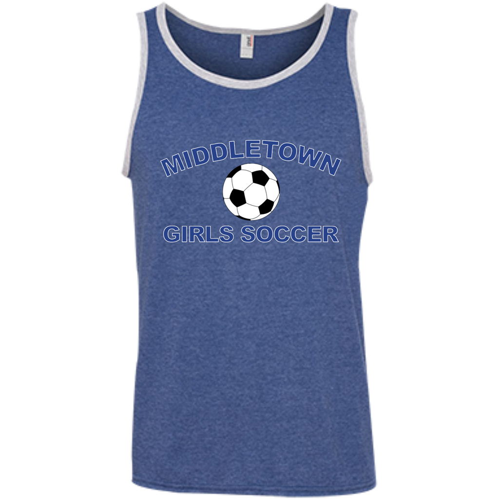 Men's Tank Top - Middletown Girls Soccer