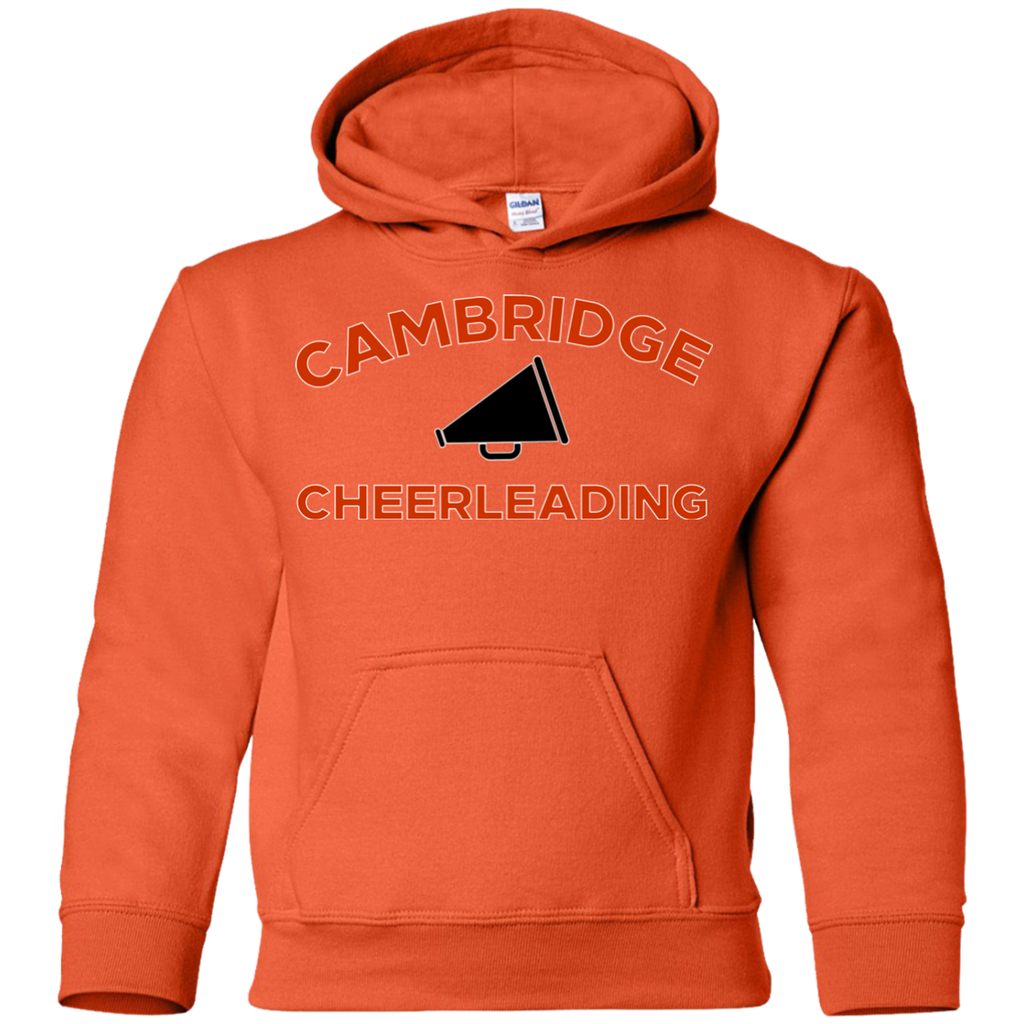 Youth Hooded Sweatshirt - Cambridge Cheerleading
