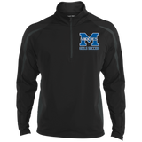 Men's Sport Wicking Half-Zip - Middletown Middie Girls Soccer