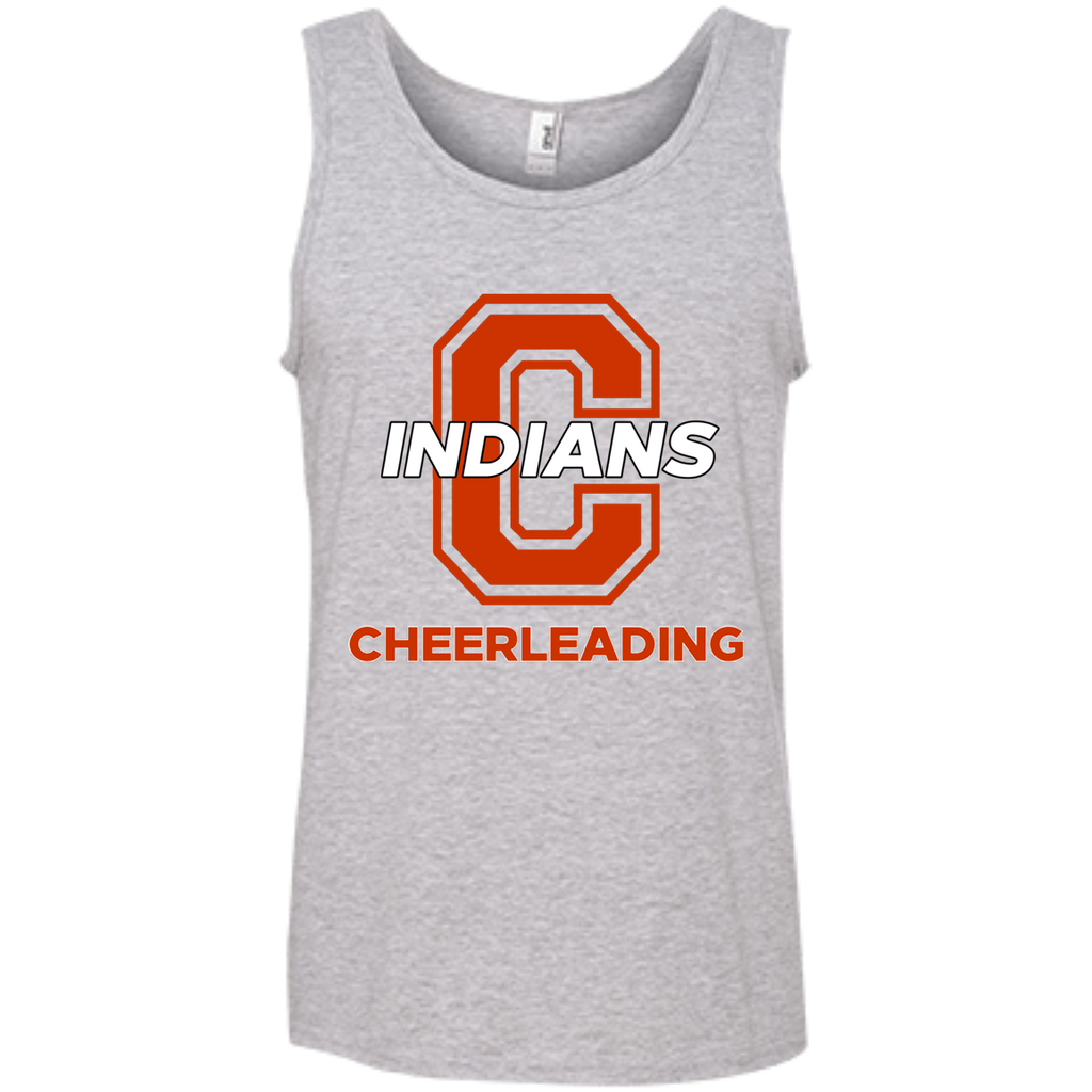 Men's Tank Top - Cambridge Cheerleading - C Logo