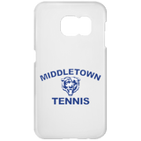Samsung Galaxy S7 Phone Case - Middletown Tennis - Bear Logo