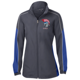 Women's Colorblock Windbreaker - Goshen Golf