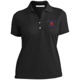 Bowling Vector Logo Outline_Pantone 286772 Ladies Nike® Dri-Fit Polo Shirt