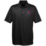 Men's Solid Moisture Wicking Polo - South Glens Falls Volleyball