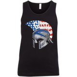 Youth Tank Top - Goshen American Flag