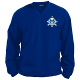 V-Neck Pullover - Middletown Baseball - Diamond Logo