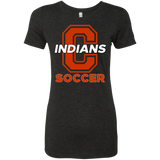 Women's Premium T-Shirt - Cambridge Soccer - C Logo