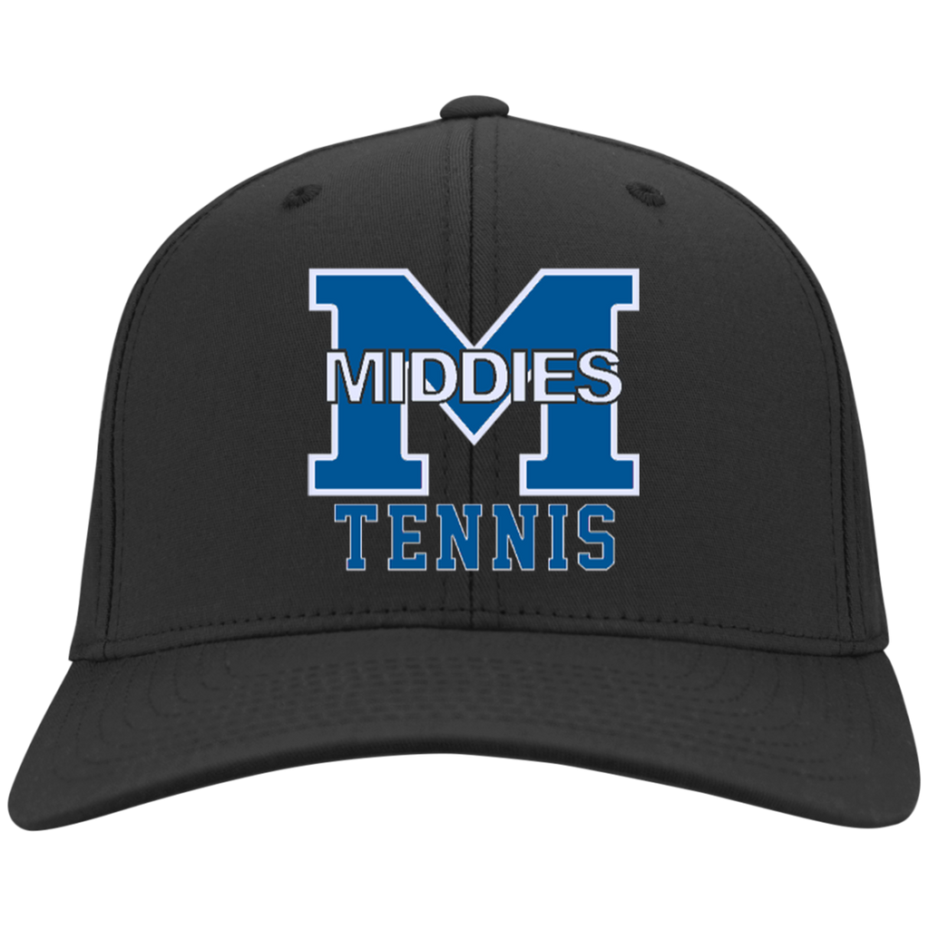 Flex Fit Twill Hat - Middletown Tennis