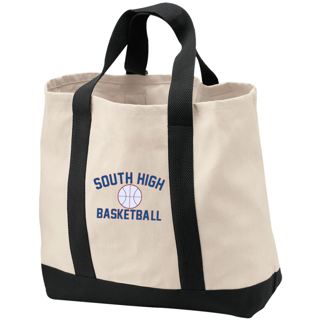 Tote Bag - South Glens Falls Basketball