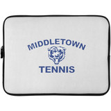 Laptop Sleeve - 15 Inch - Middletown Tennis - Bear Logo