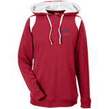Men's Colorblock Hooded Sweatshirt - South Glens Falls Track & Field